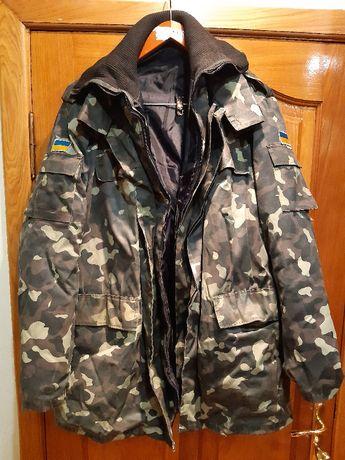 Куртка утепленная военная