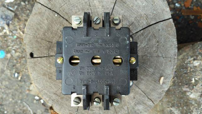 Пускатель ПМА-3100 (3102)