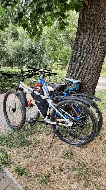 Электро Велосипед горный GT AVALANCHE DISC Women
