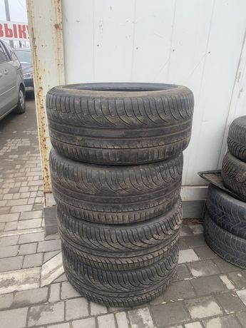 Michelin Primacy. 275/40/R19 зад и 245/45/19 перед. Лето. Цена за 4 шт