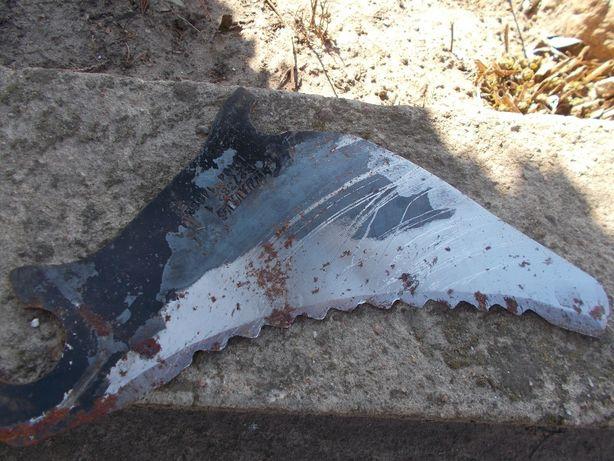 nóż do prasy claas variant quadrant przyczepy claas cargos