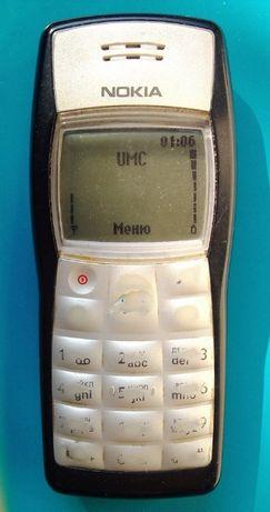 Nokia 1100 - легендарная звонилка - мобильный телефон.