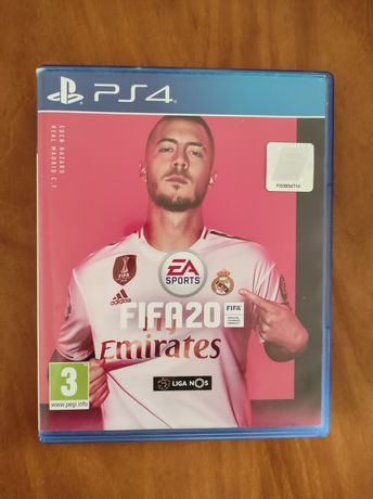 Jogos PS4 FIFA 20