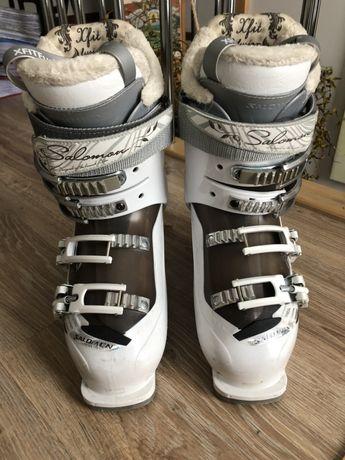 Buty narciarskie salomon 24.0 (38)