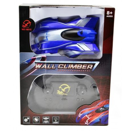 Антигравитационная машинка Wall Climber Racer