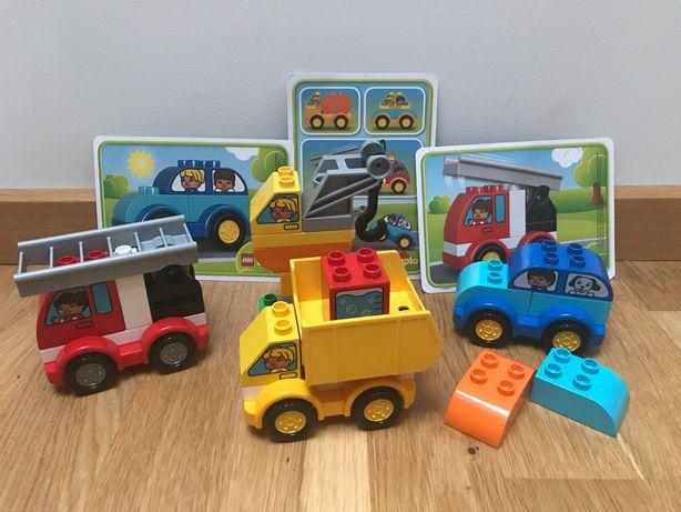 Lego duplo Pierwsze pojazdy 10816