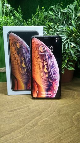 Магазин iPhone XS Max 256 gold Neverlock Original Гарантия 6 месяцев