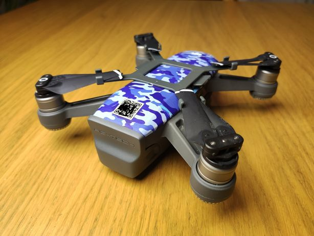 Dron DJI Spark fly more combo (3 baterie)