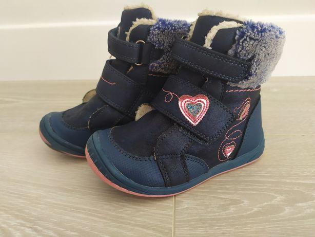 Buty zimowe Smyk cool club 23 śniegowce