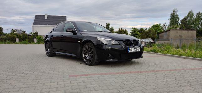 BMW E60 520d M-pakiet