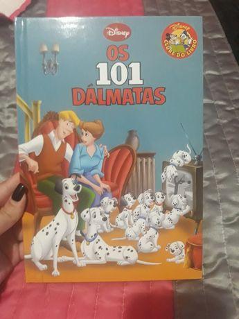 Livro Os 101 Dálmatas
