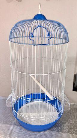 Gaiolas Novas Altas para canários, periquitos, pássaros