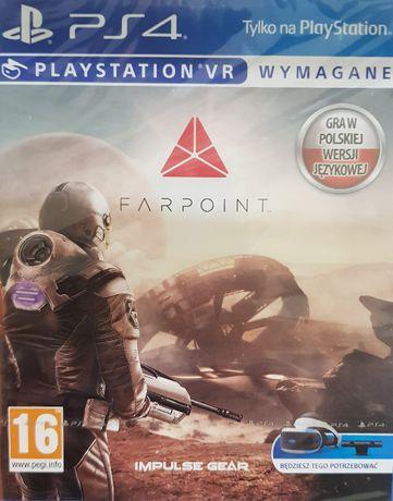 Farpoint PS4 PlayStation 4 Nowa Kraków