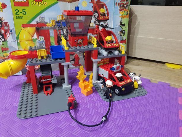 Лего дупло пожарная часть 5601