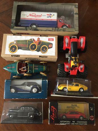 Miniaturas Carros camiao diversos