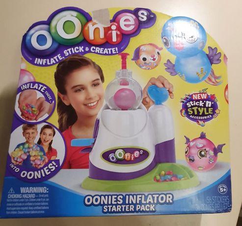 OONIES INFLATOR надуваетель маленьких шариков с для сотворения игрушек