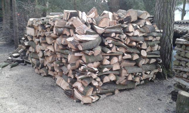 Drzewo drewno kominkowe , opałowe Konstantynów Pabianice Łódź Zgier