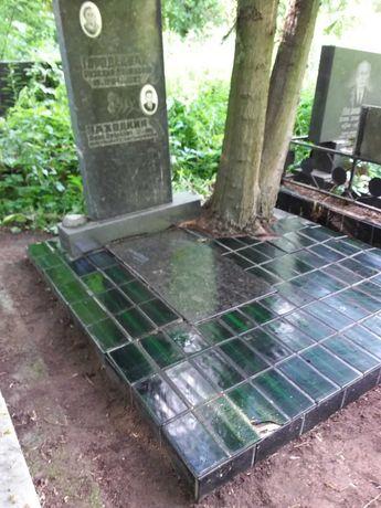 Уборка и уход за могилой