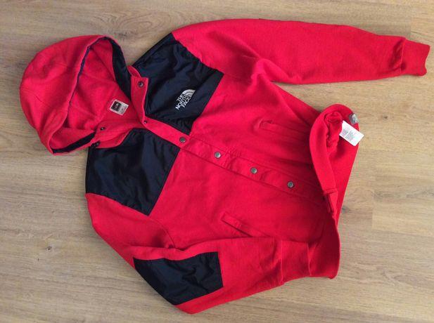 Мужской бомбер куртка кофта THE North Face оригинал р S (M)