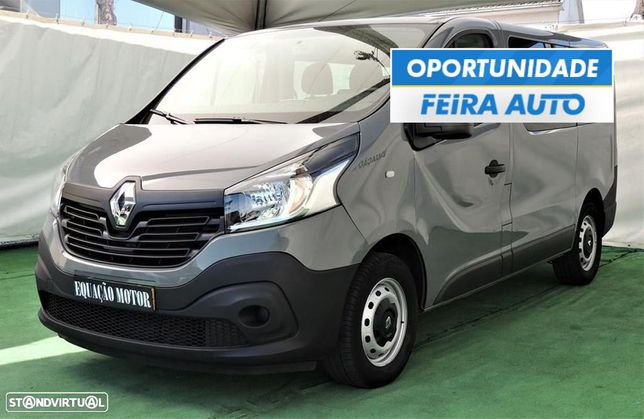 Renault Trafic 1.6 DCi (9L)