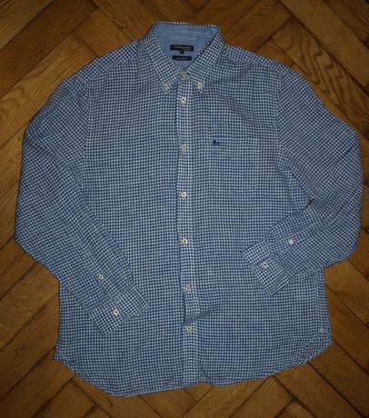 Мужская льняная рубашка S.Hampton & Sons, M