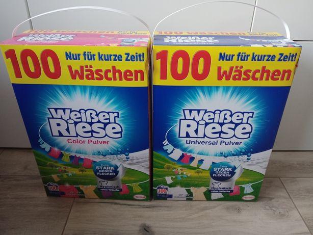 Weiser Riese 100 prań, niemiecka chemia, proszek