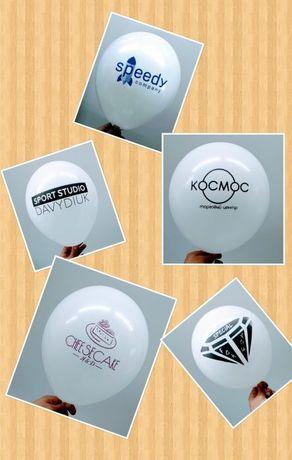 Воздушные шары, Печать на воздушных шарах