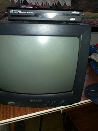 Televisão impecável com pouco uso