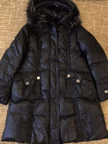 Пуховик/куртка зимняя женская