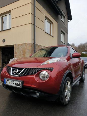 Nissan Juke 1.6 Benzyna 136tys.km Oryginał z Niemiec
