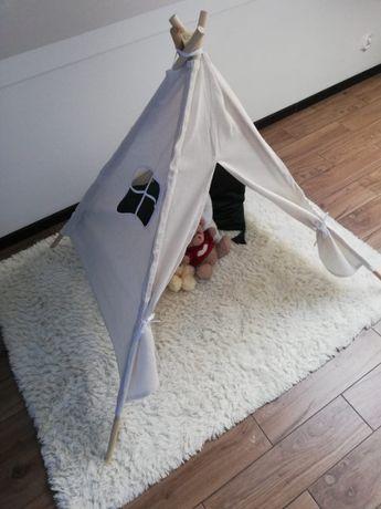 Namiot Tipi dla dzieci Ekologiczny Eko Tipi DIY