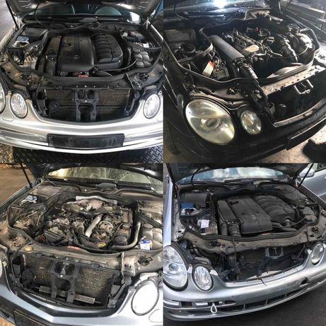 Мотор 2.2 2.7 3.0 3.2cdi Mercedes w211 коробка акпп