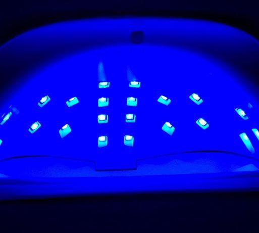 Лампа LED San 5 48w 24 диода профи