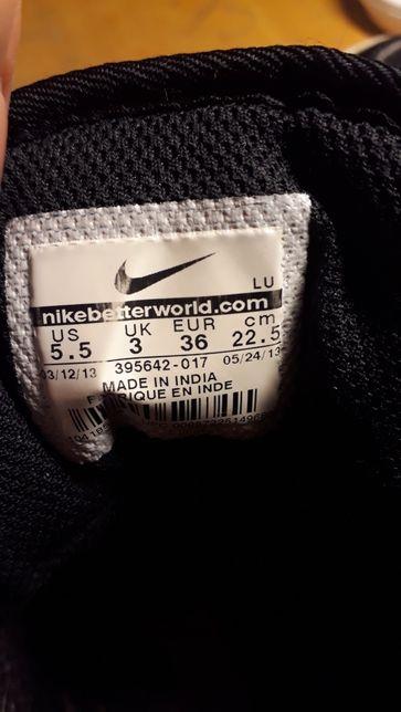 Демоссизоные ботиночки Nike