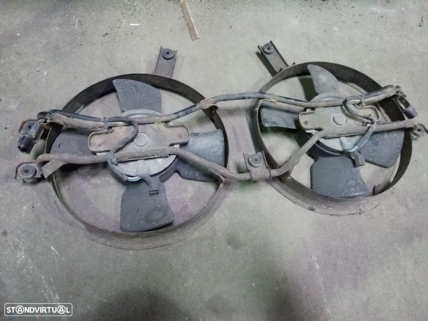 Motoventilador / electroventilador   - Mitsubishi Space Gear / L400
