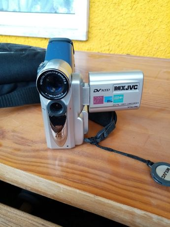 Camara de filmar Jvc