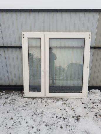 Okna 149x149 używane pcv Niemieckie z demontażu DOWÓZ cały kraj