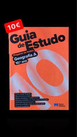 Guia de Estudo - Geografia A 10° ano