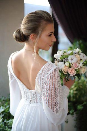 Свадебное платье из новой коллекции 2021