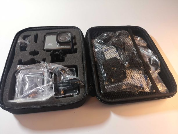 Kamera- BALCO 4K ACTION CAMERA - 4K 60FPS - WiFi - Jak GoPro - Nowa!