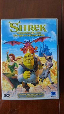 Shrek, reż. Andrew Adamson, animacja na DVD