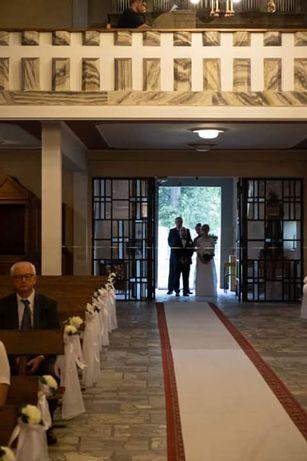 Strojenie kościoła stroiki ślubne