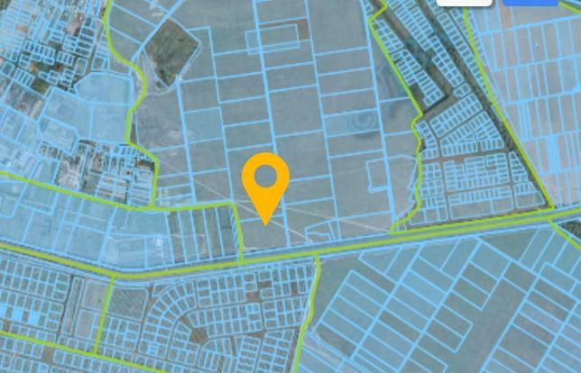 Земельна ділянка під забудову 0.19 гектарів