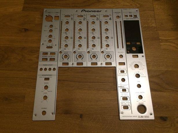 Panel główny miksera Pioneer DJM-850 DNB1197