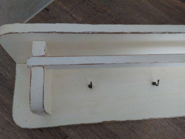 Półka stara półeczka kuchenna