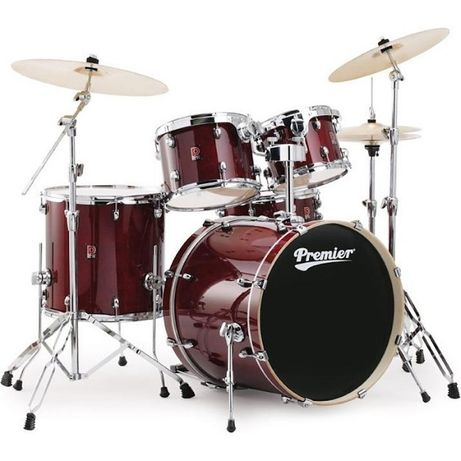 perkusja Premier Powerhouse M Rock 22 WR zestaw perkusyjny Shell Set