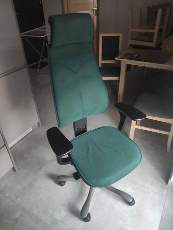 Fotel kinnarps używany