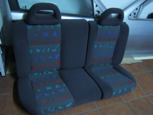 Bancos GT Seat iIbiza/Cordoba 1998