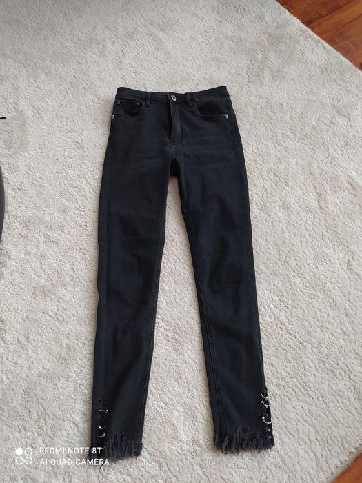 Spodnie jeans xs Terespol - image 1