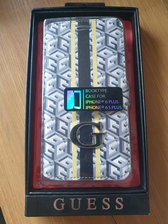 Case do iPhone 6+/6S+ Guess Book G-Cube Etui